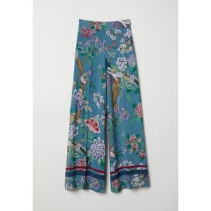 GP&J Baker for H&M Wide Leg Trousers NWT 💙